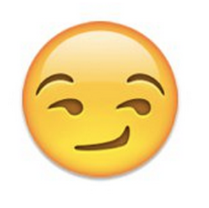 What Does a Smirk Face Emoji Mean on Snapchat Best Friends