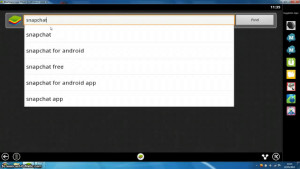 how to install snapchat with bluestacks on windows