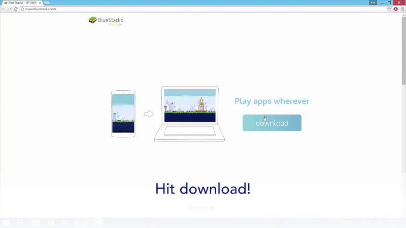 download bluestacks to run snapchat on mac