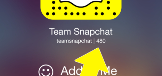 How to check Snapchat score