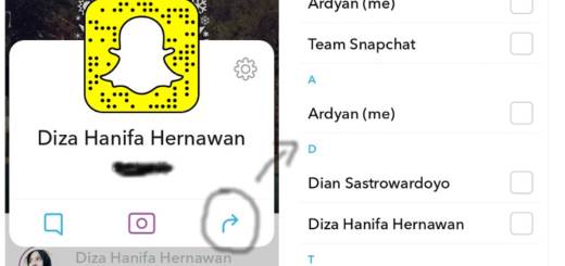 How to use Snapchat suggest