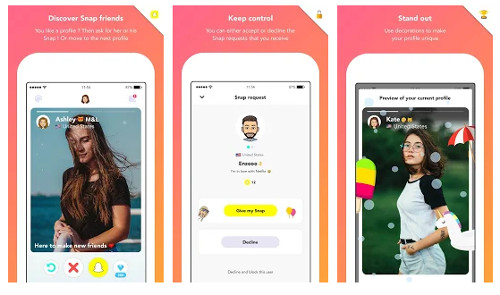 Find Snapchat Friends App